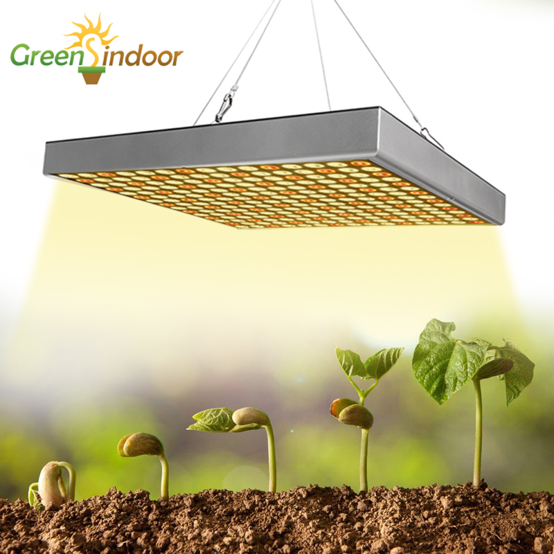 Indoor LED 3500K Grow Light 1000W Full Spectrum Phyto Lamp Led Grow Tent Lamp For Plants Cultivation Medical Plant Seeds Flowers