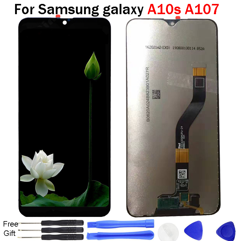 Original For Samsung galaxy A10s lcd Screen A107/DS A107F A107FD A107M Display Touch Screen Digitizer For Samsung A10S Display