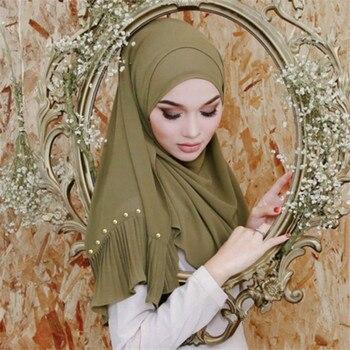 NEW women bubble pashmina bandana female foulard soft hijab scarf chiffon solid color muslim head scarf shawls and wraps new women bubble pashmina bandana female foulard soft hijab scarf chiffon solid color muslim head scarf shawls and wraps