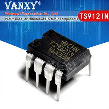5 adet TS912IN DIP-8 TS9121N DIP TS9121 DIP8 TS912(China)