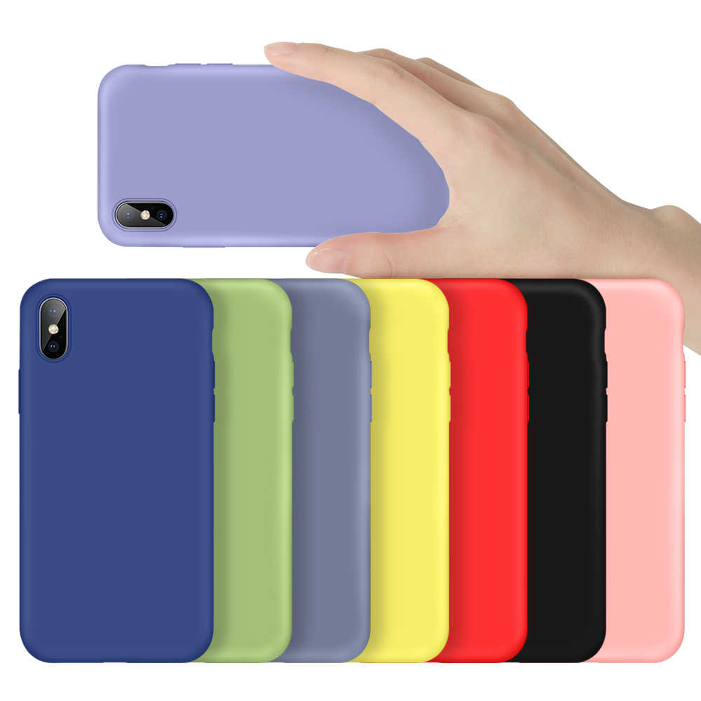 cover apple iphone 7 originale silicone