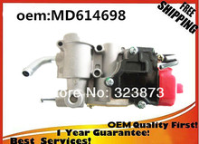 Mitsubishi Galant 2 .4L 용 최고 품질의 새로운 유휴 공기 제어 밸브 MD614698 MD614696