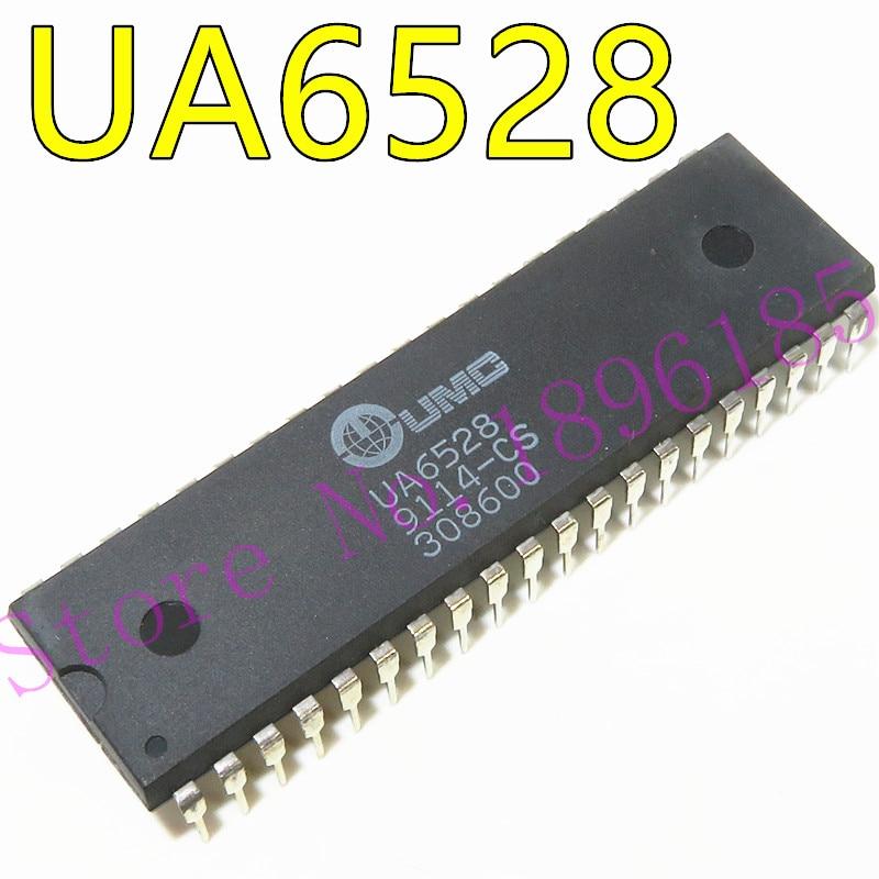 1pcs/lot UA6528P UA6528 6528 DIP-40 In Stock