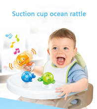 Sucker Rattles For Kids Games Baby Toys 0 6 12 Month Newborn Infants Children Educational Up To 1 Year Developmental Cute Rattle