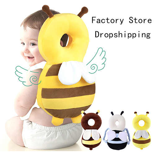 Baby Cartoon Infant Anti-herbst Baby Kopf Schutz Kissen Weiche Pflege Baumwolle Kleinkind Kinder Schutz Kissen Dropshipping
