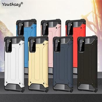 Per Samsung Galaxy Note Custodia In Silicone 20 Armatura di Caso di Shell Protettivo Per Samsung Galaxy Note20 Ultra Caso Note20 Ultra Copertura