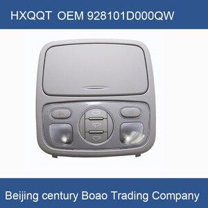 Image 1 - Lampe de toit ouvrant pour Console RONDO Carens 2007 2012, interrupteur de toit, OEM928101D000QW