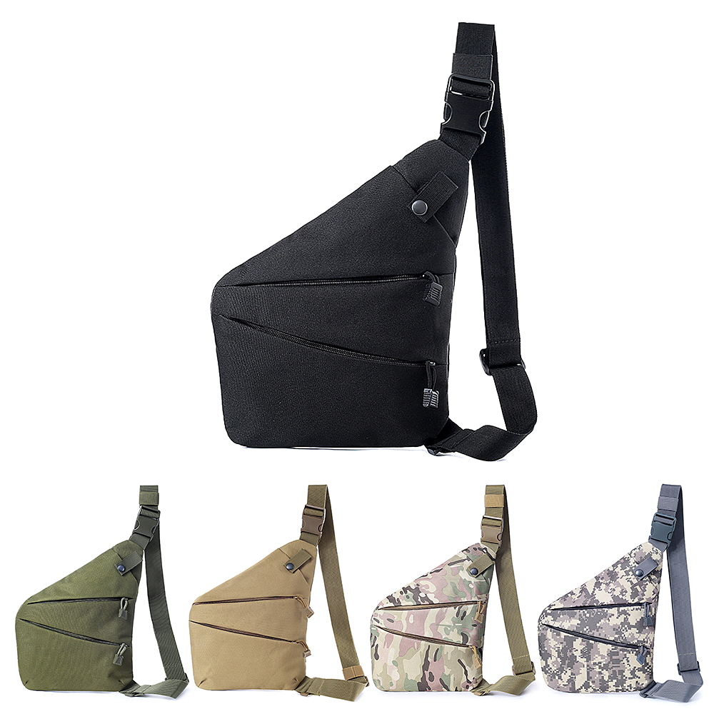 Anti Theft Sling Pack Slim Crossbody Backpack Lightweight Casual Outdoor Sport Travel Hiking Chest Bag Gym Fitness Bag