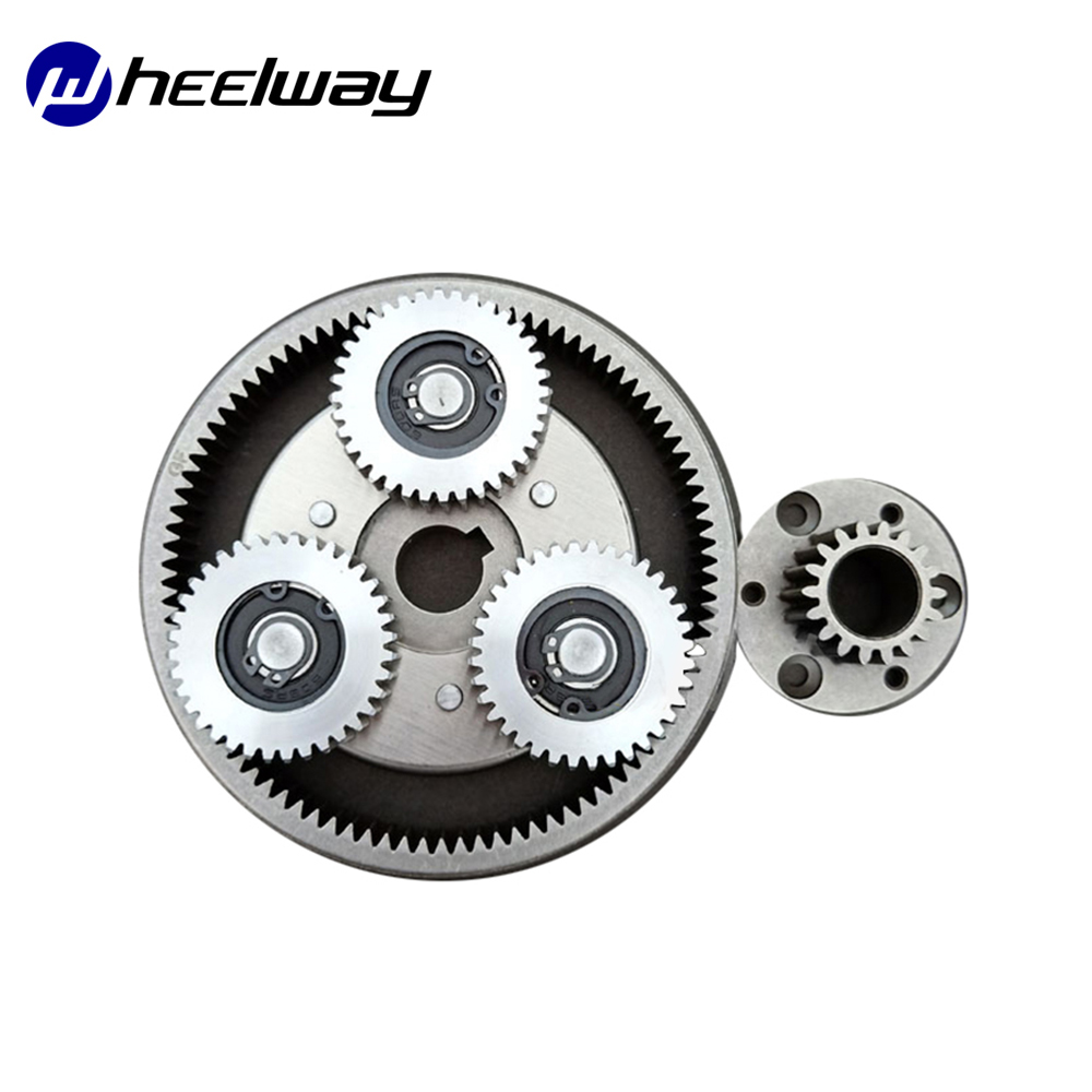 Electric Bicycle Gear Planetary Gear Octagon Motor Gear Generation Driving Gear 36 Tooth Clutch Sun Tooth