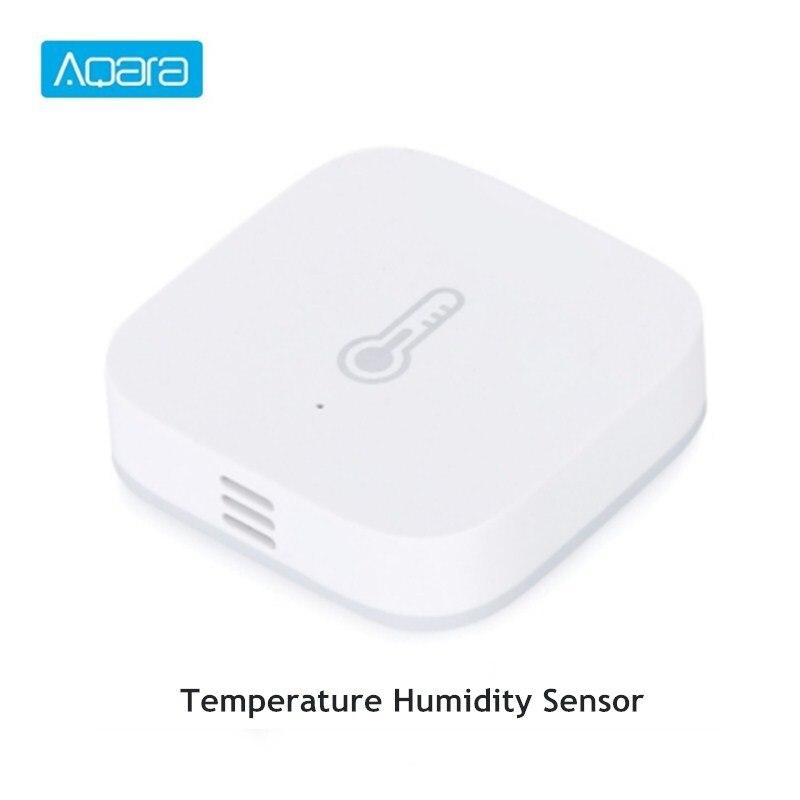 Original Aqara Smart Temperature Humidity Sensor Air Pressure Environment Sensor Works With Mi Home App