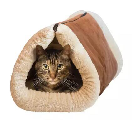 Pet Supplies Foldable Cat Crossing With Xiang Zhi Insulated Cat Nest Cat Pad Zi Gato Negro Sleeping Bag Kittyshack Cat Nest