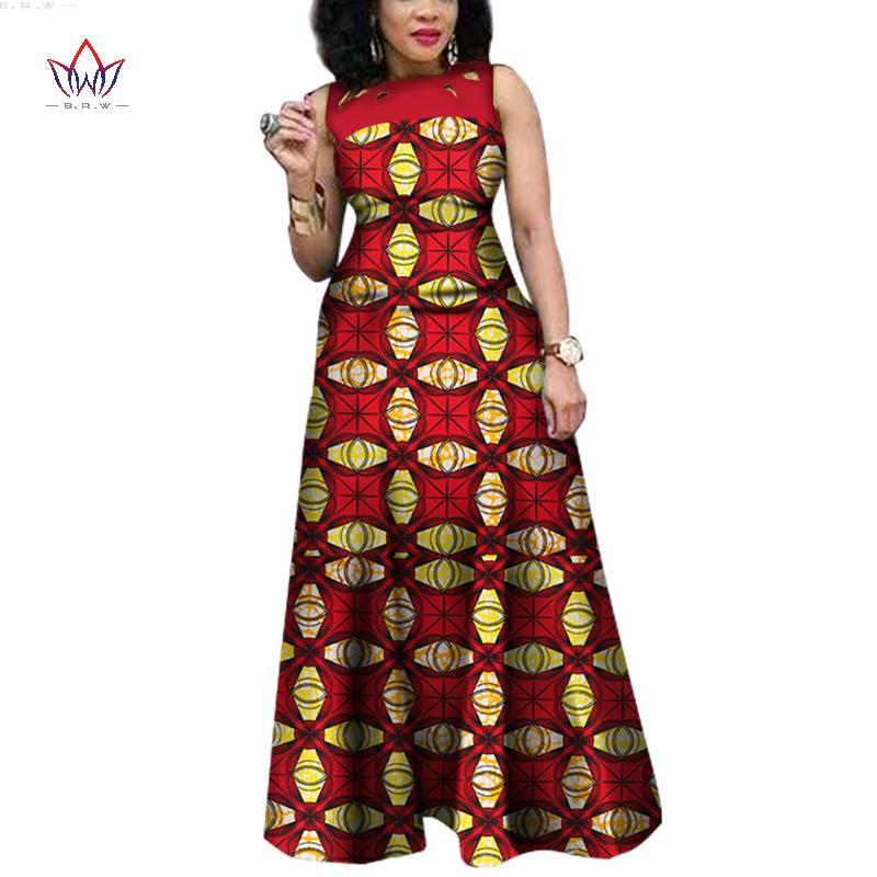 Новые стильные летние африканские платья для женщин 2021 одежда
