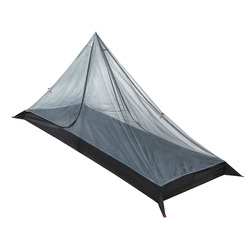 One Person Trekking Pole Tent, Ultralight Camping Trekking Backpacking Tent