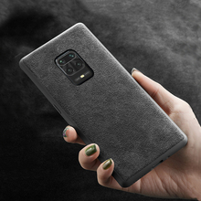 Leather Phone Case For Xiaomi Redmi Note 9s 9 note 8 7 pro k