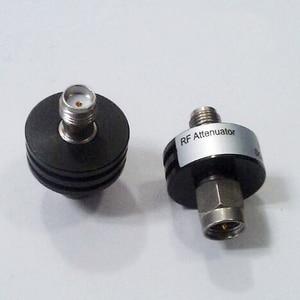 Image 1 - Atténuateur RF SMA atténuation fixe coaxiale ATT: 1 40dB; fréquence Freq: DC 6G; puissance Pwr: 5w 50ohm