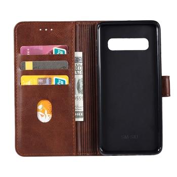 Galaxy S10 Plus Wallet Cover Case