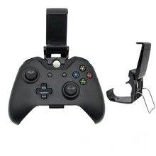 Phone Mount HandGrip Stand for XboxONE S Slim Ones Controller for Steelseries Nimbus Gamepad iphone X