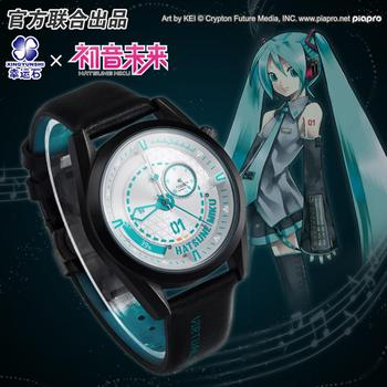 Hatsune Miku Anime Watch Waterproof Manga Role Kagamine Action Figure Cosplay Vocaloid Watches цена 2017