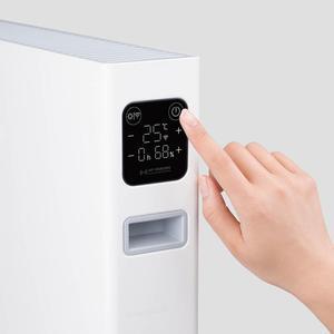 Image 2 - SMARTMI XIAOMI MIJIA Elektrische Heizung intelligente version 1S Schnelle handliche Heizungen für zu hause zimmer Schnelle Konvektoren kamin fan wand wärmer