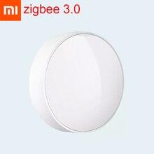 Xiaomi Mijia Smart Light SENSOR ZigBee 3.0 Light Detection การเชื่อมโยงอัจฉริยะกันน้ำใช้กับ Smart Multi โหมด GATEWAY