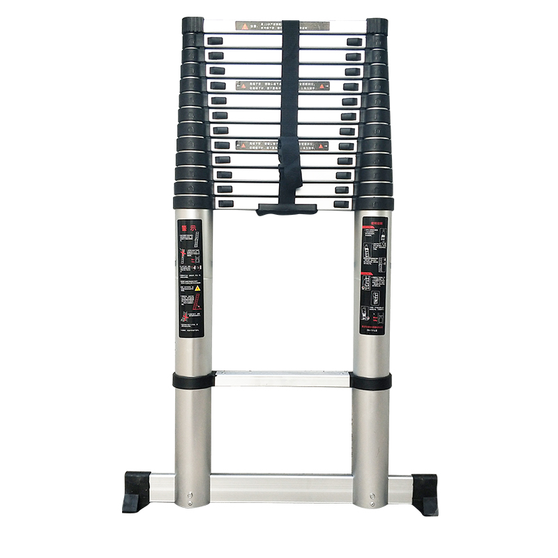 A Word Of Ladder Domestic  Folding Ladder Lift The Stairs Aluminium Alloy 1 Arrive 8 Meter New Style Portable  Extension Ladder
