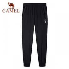 CAMEL Outdoor Men Sports Pants Men's And Women's Pants Women's Fashion Leisure Summer Breathable Running Pants