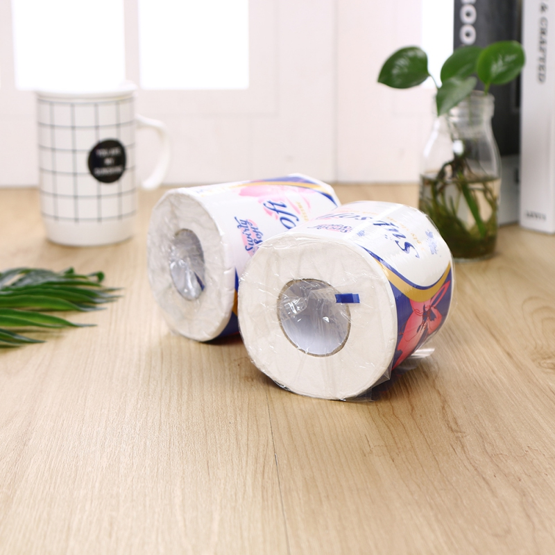 Pretty Comy 6 Roll Toilet Paper Towel Mix 75g Roll Paper Toilet Paper