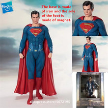 Hasbro Justice League Movie character simulation toys superman Made in proportion to human beings PVC Collectible Model