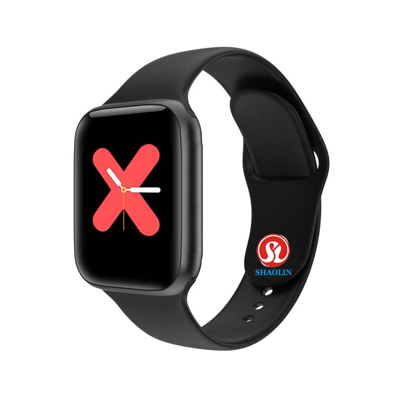 90%off Bluetooth Smart Watch Series 5 44MM Man Woman Smartwatch For Apple Watch IPhone Android Phone Fitness Tracker Update IWO