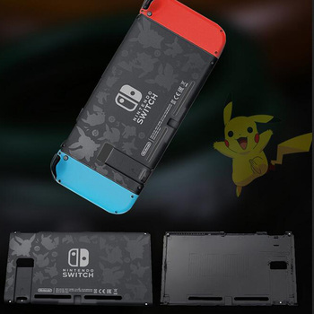 For Nintend Switch NS Console Replacement Housing Shell Case for  Switch Front Back Faceplate Cover 5