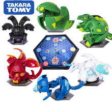 TAKARA TOMY BAKUGANต้นฉบับBakugan Battle Brawlers Bayblade Burst ToupieโลหะFusion Monster Ball Gyro Atletiek Speelgoed(China)