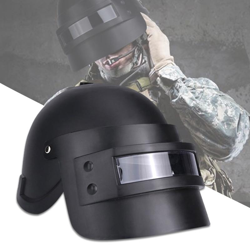 Hot Selling Unique Game Cosplay Mask Battlegrounds Level 3 Helmet Cap Props For PUBG LBV