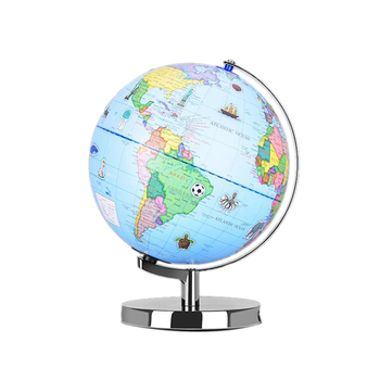 GTBL Augmented Reality Educational World Geography Ar App Experience Up To 10 Sections Educational Content Realistic 3D Scenes L