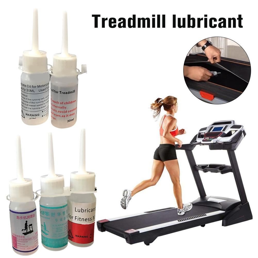 Belt Lubricant Silicone Treadmill Lubricant Universal Treadmill Belt Lubricant 30ml Maintenance Tool Accessories For Home Gym