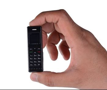 2G ZANCO Ant World's Smallest fone small cell cellular phone mobile phone holiday pocket phone