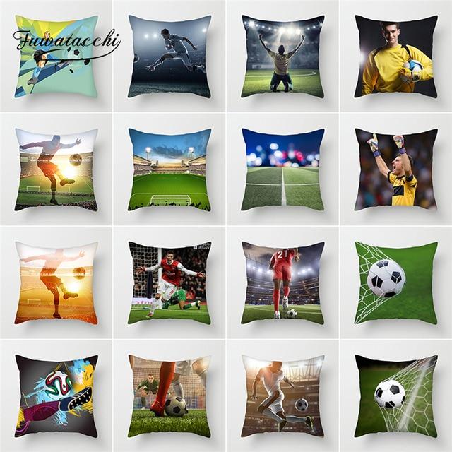 Soccer Football Cushion Covers 4