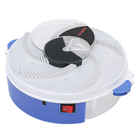 New Electric USB Automatic Flycatcher Fly Trap Pest Reject Control Catcher Catching Artifacts Insect Trap DROPSHIPPING