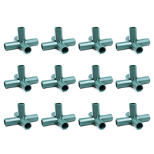 Pillar-Connectors Garden-Tools Plants-Awning 16mm for Pipe Easy-To-Use