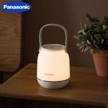 Портативный Ночной светильник panasonic для спальни семь цветов