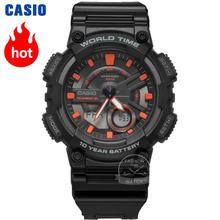 Casio watch selling men top luxury set LED military digital