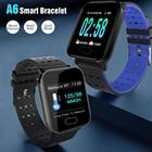 A6 Smart Watch Heart...