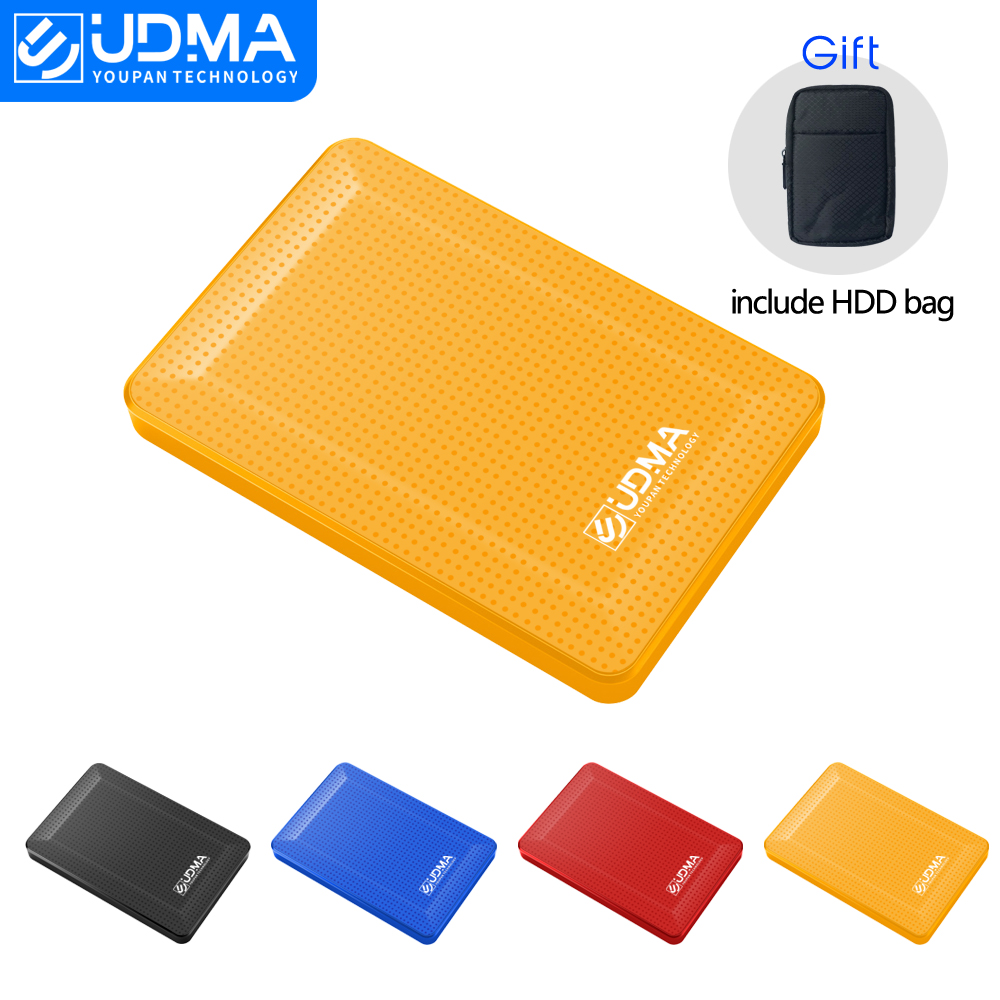 Original USB3 0 HDD External Hard Drive 2T 1TB 500G Disco duro externo Disque dur externe for PC MacTV include HDD bag gift