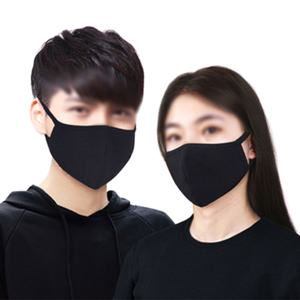 Reusable Child Adult Mouth Mask Washable Cotton PM2.5 Dust BFE99 Filter Chip Anti Bacterial Flu Cotton Fabric Face Masks