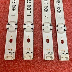 Image 3 - 10set = 80 PCS LED streifen für LG 49LH570V 49LF5100 49LJ5100 49LH590V 49LH570V 6916L 2709A 2710A 2711A 2712A 2705A 2706A 2707A 2708A