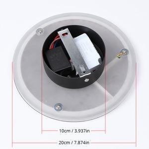 Image 4 - Led Wandlamp Met Touch Schakelaar Slaapkamer Bed Wandlamp Indoor Trap Verlichting Lamp Armatuur Ijzer En Acryl Materialen 11W