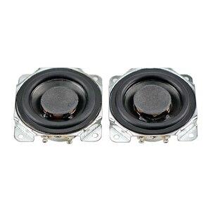 Image 2 - GHXAMP 2 inch Full Range Speaker 8ohm 10W Neodymium Bluetooth Speaker DIY 52mm Full Frequency Loudspeaker Rubber Edge 2PCS