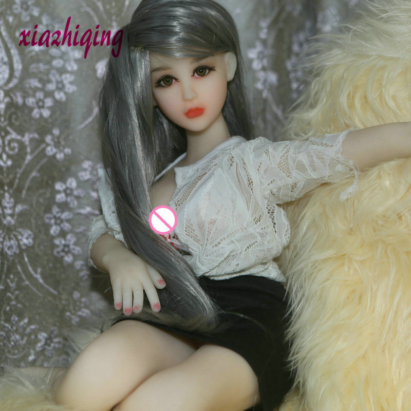 65cm 69cm Mini size <font><b>Sex</b></font> <font><b>doll</b></font> <font><b>lifelike</b></font> <font><b>full</b></font> <font><b>body</b></font> <font><b>silicone</b></font> love <font><b>doll</b></font> cute big breast Anal/ Vagina <font><b>sex</b></font> toys for men image