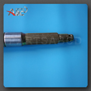 Image 3 - D300 BY300 Rear Axle for Buyang 300CC ATV 4.1.01.0041 rear shaft