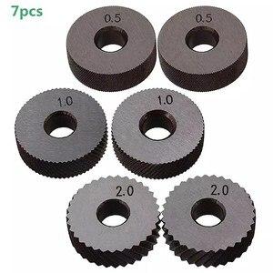 Image 3 - Набор инструментов для накатки, 7 шт., 0,5 мм, 1 мм, 2 мм
