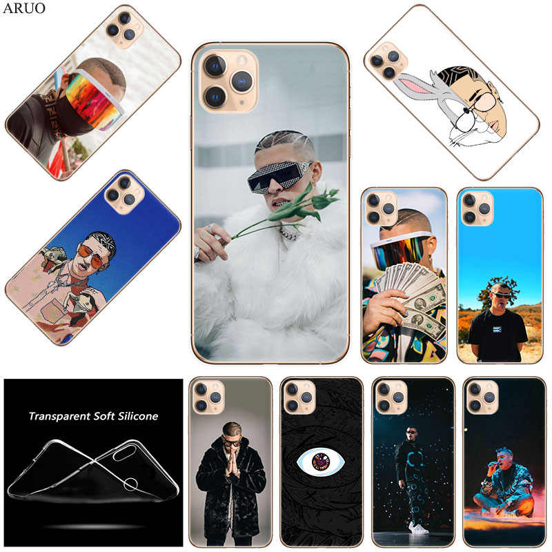 Bad Bunny Despacito Soft TPU Silicone Phone Case For iPhone 12 mini 11 Pro XS Max 7 8 6 6s Plus SE 2020 X XR 5 5s Fashion Cover